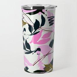 Modern abstract nature II Travel Mug