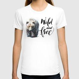 Bear Wild and Free T-shirt