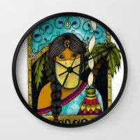 morocco Wall Clocks featuring Morocco by ZANA