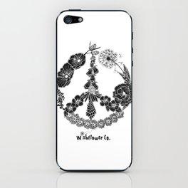 Peace! iPhone Skin