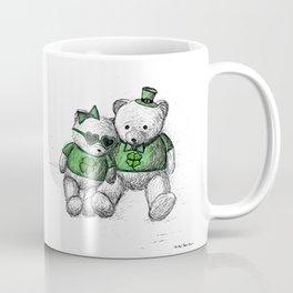 Bear: St. Patrick's Day Coffee Mug