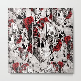 Beneath the Surface Metal Print