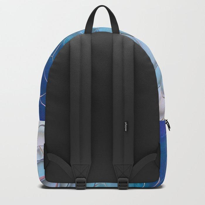 Periwinkle Dreams Backpack