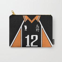 Haikyuu!! - Yamaguchi Tadashi #12 | ハイキュー‼ - 山口忠 #12 Carry-All Pouch