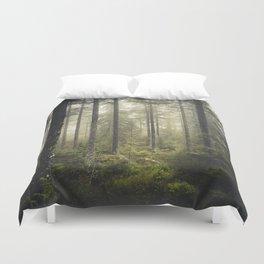 I never sleep Duvet Cover