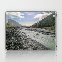 Beyond the Glacier Valley Laptop & iPad Skin
