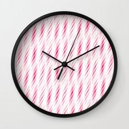 My Pink Design Wall Clock