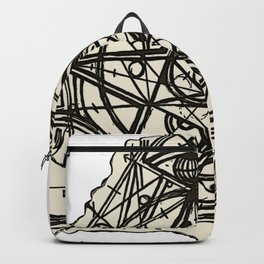 Imperfect Symmetry Backpack