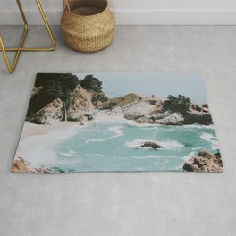 big sur / california Rug