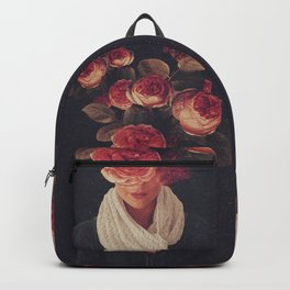 The smile of Roses Backpack