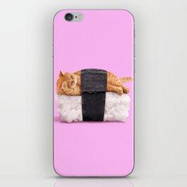 SUSHICAT iPhone Skin