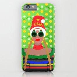 I Sleigh iPhone Case