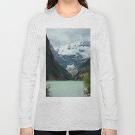 Peaceful Lake Louise Long Sleeve T-shirt
