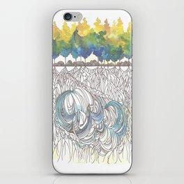 Rough Seas iPhone Skin