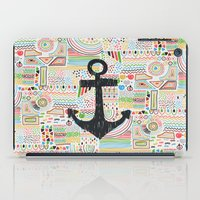 anchor iPad Cases featuring Anchor by Berreca