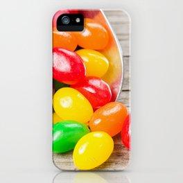 Scoop of Jellybeans iPhone Case