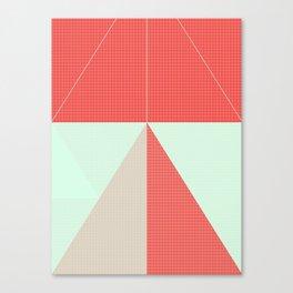 ‡ T ‡ Canvas Print