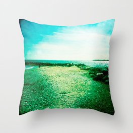Compo Beauty Throw Pillow