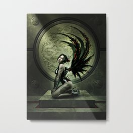 Want to fly Metal Print