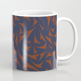 Flying Flowers Everywhere II Coffee Mug