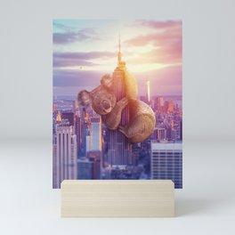 dépaysement Mini Art Print