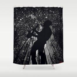 NEW ORLEANS JAZZ Shower Curtain