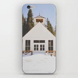 St. Elmo Town Hall iPhone Skin