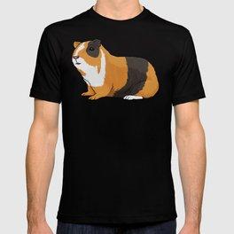 Guinea Pig Illustration T-shirt