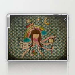 I'm A Little Octopus Laptop & iPad Skin
