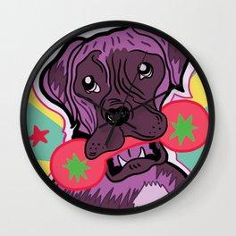 DoggyPoppy Wall Clock