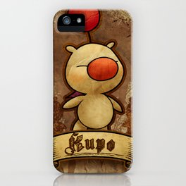 FF pet 3 iPhone Case