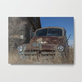Major Farm 2 Metal Print