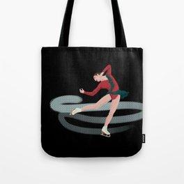 She Skates Tote Bag