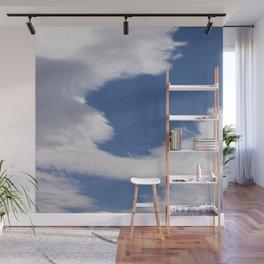 Beautiful Sky, Magical Clouds Wall Mural