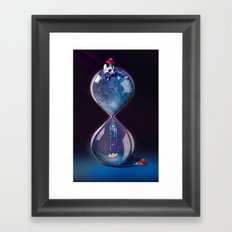 Nature Calling Framed Art Print
