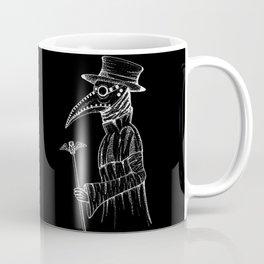 Plague Doctor Coffee Mug