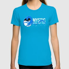 Team Mystic Toronto [1] [white text] T-shirt