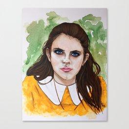 Suzy Bishop Canvas Print