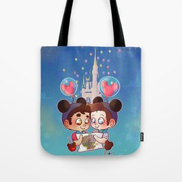 Sweet Day Tote Bag