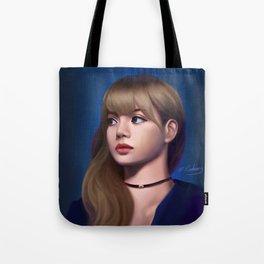 Blackpink Lisa Art Tote Bag