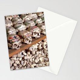 """Hallstatt, Austria Beinhaus """"Bone House"""" Stationery Cards"""