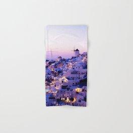 Santorini Night Hand & Bath Towel