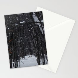 The 3 deer Stationery Cards