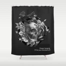 Burcu Korkmazyurek x Rituals of Mine Shower Curtain