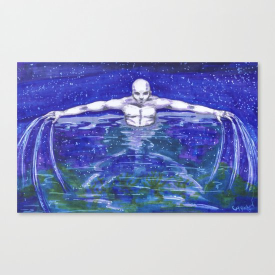 """Oceania"" by Cap Blackard Canvas Print"