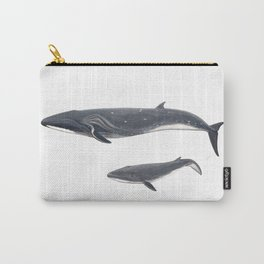 Sei whale (Balaenoptera borealis) Carry-All Pouch