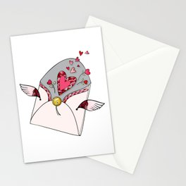 Letter for Love Stationery Cards