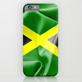 Jamaica Flag iPhone Case