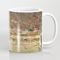 poppy Mugs featuring Poppy by Four Hands Art