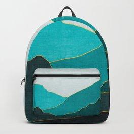 Minimal Landscape 04 Backpack